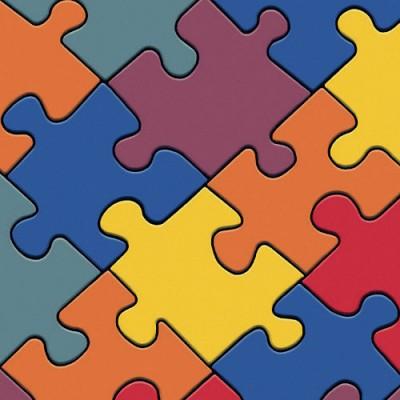 Линолеум IVC Neo Puzzle Colour 50