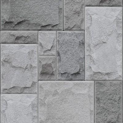 Панели ПВХ Dekostar Стандарт Гранитный камень 369