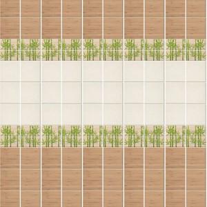 Панели ПВХ Кронапласт Unique Бамбуковый лес фон