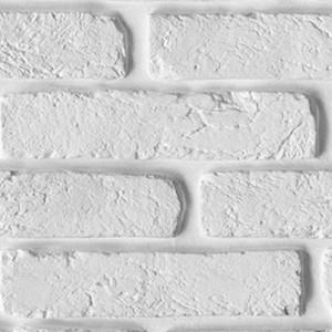 Панели ПВХ Панельпласт Кирпич белый 347