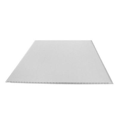 Панели ПВХ Панельпласт Вагонка белая 3.0 м