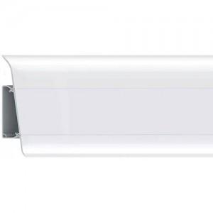 Плинтус напольный ПВХ РосМат Rico Royal Белый 210