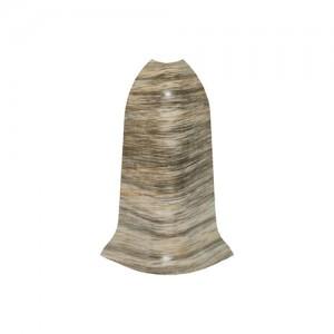 Угол наружный для плинтуса ПВХ Wimar (в цвет плинтуса)