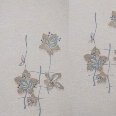Панели ПВХ Dekostar Стандарт New Орхидея серебристая-158, 2.5 м