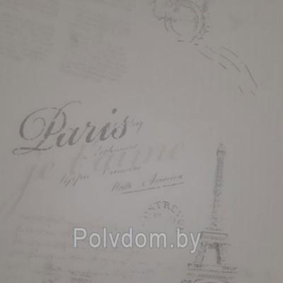 Панели ПВХ Dekostar Стандарт New Париж серый - 233/3, 2.5 м