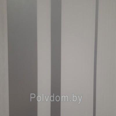 Панели ПВХ Dekostar Стандарт New Вертикаль серебро, 2.7 м