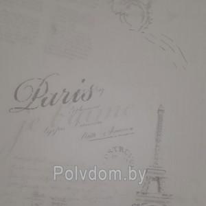 Панели ПВХ Dekostar Стандарт Париж серый - 233/3, 2.5 м