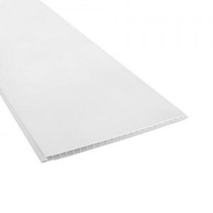 Панели ПВХ VOX Эколайн белый 4 м