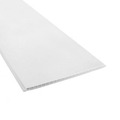 Панели ПВХ VOX Эколайн белый 6 м
